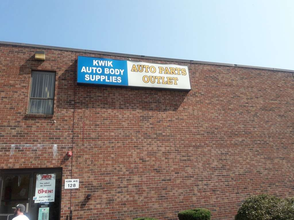 Auto Parts Outlet - car repair  | Photo 6 of 10 | Address: 128 York Ave, Randolph, MA 02368, USA | Phone: (800) 772-5558