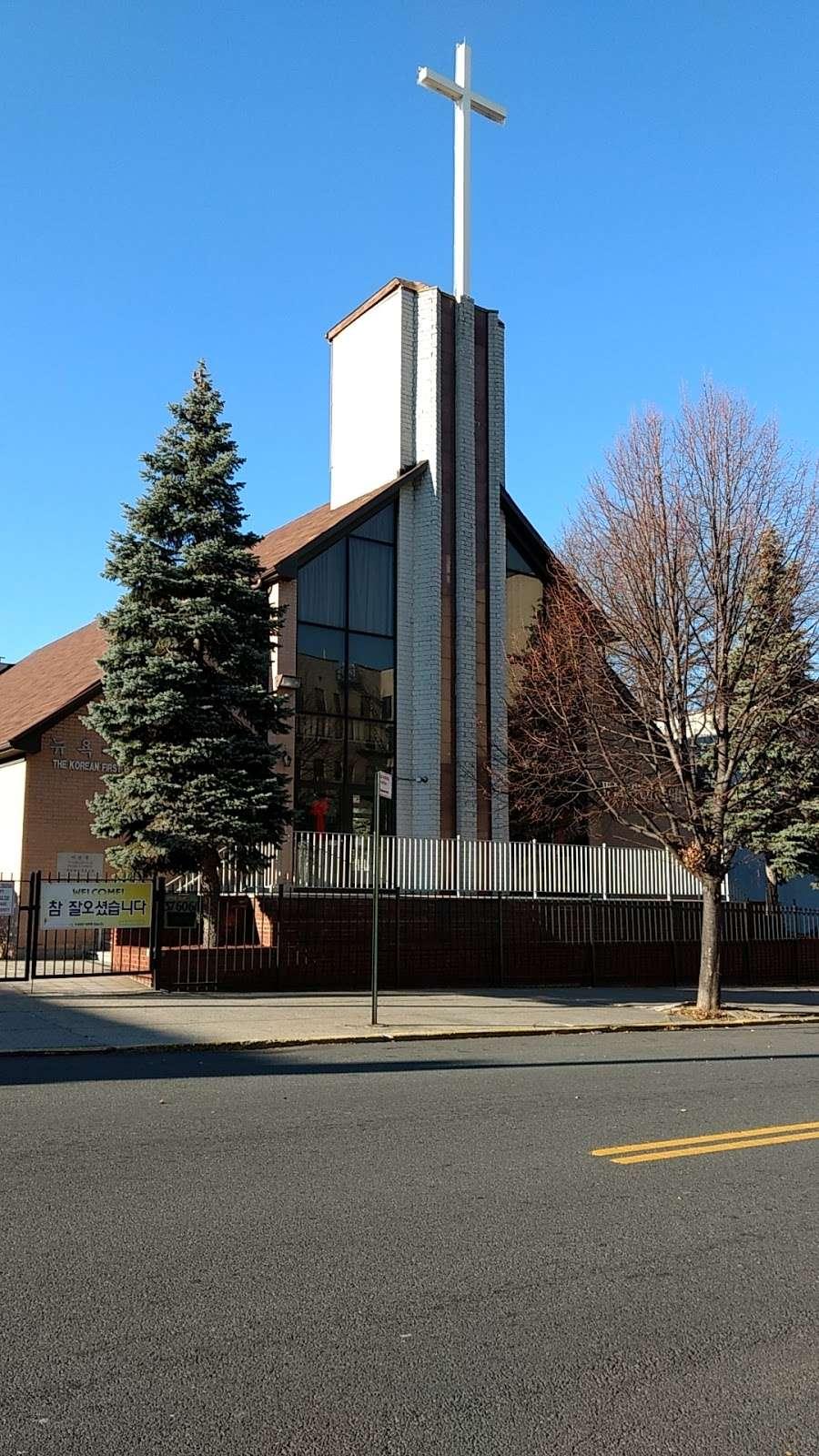 The Korean First Presbyterian Church in NY - church  | Photo 2 of 7 | Address: 37-60 61st St, Woodside, NY 11377, USA | Phone: (718) 899-3120