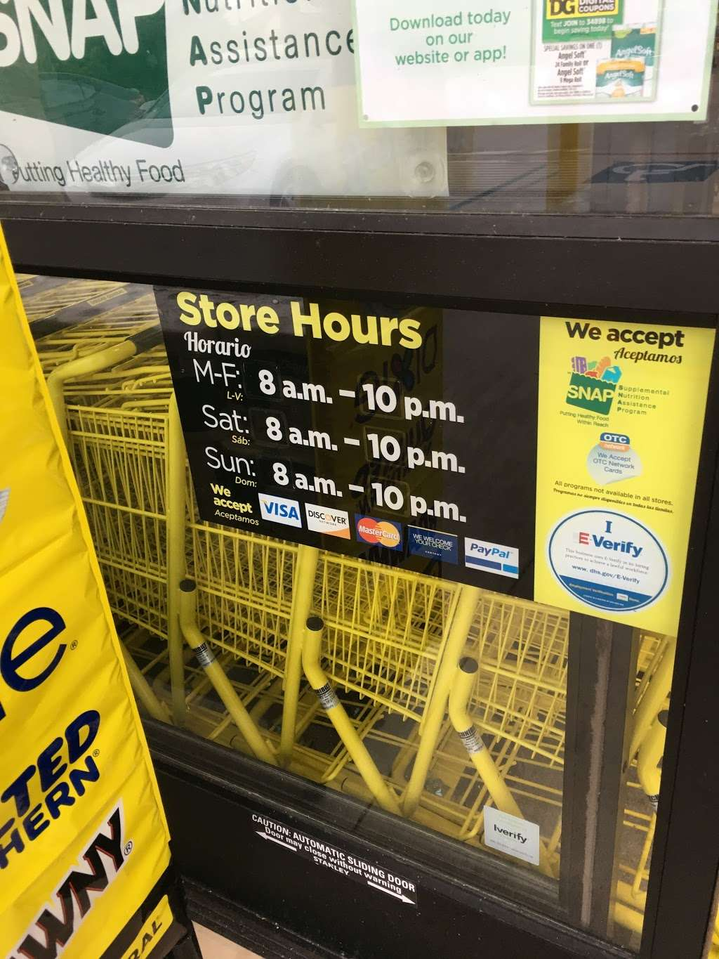 Dollar General - home goods store    Photo 2 of 4   Address: 5224 County Rd 48, Rosharon, TX 77583, USA   Phone: (281) 607-5028