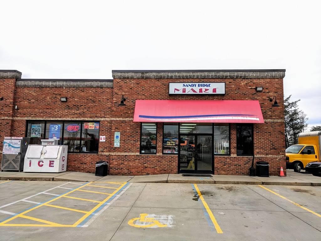 SANDY RIDGE FOOD MART - gas station  | Photo 9 of 9 | Address: 3205 Sandy Ridge Rd, Colfax, NC 27235, USA | Phone: (336) 681-4726