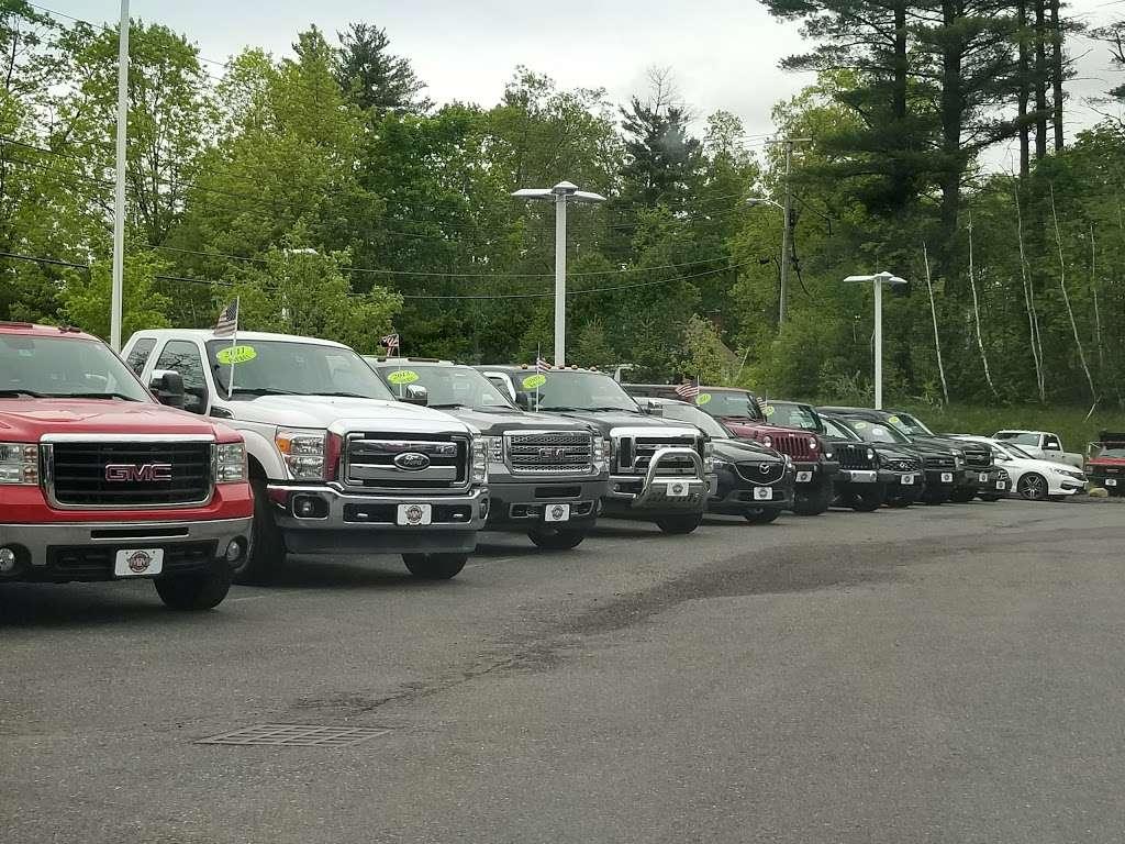 Diesel Land Truck Sales New Hampshire - Mastriano Motors - car dealer  | Photo 3 of 6 | Address: 202 N Broadway, Salem, NH 03079, USA | Phone: (603) 952-4500