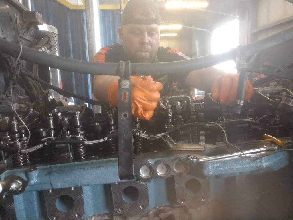 Boss Truck Shop - car repair    Photo 6 of 6   Address: 15004 S, NE-31, Gretna, NE 68028, USA   Phone: (402) 332-3648