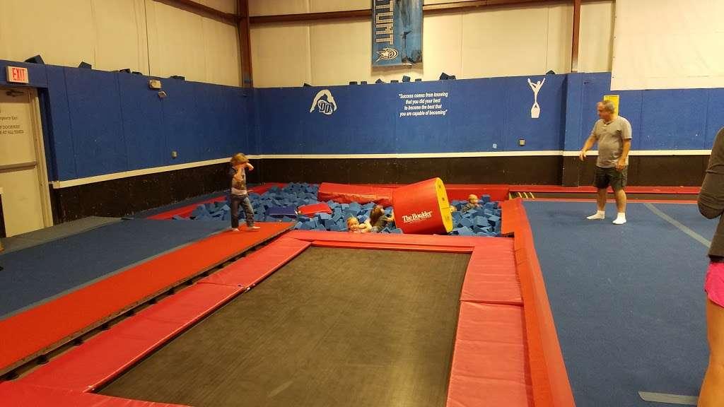 Double Down Athletics - gym  | Photo 3 of 10 | Address: 1551 Swanson Dr, Oviedo, FL 32765, USA | Phone: (407) 365-8021
