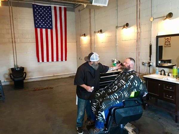 Hone and Strop Barbershop - hair care  | Photo 1 of 10 | Address: The Fuel House, 611 W 2nd St, Bonner Springs, KS 66012, USA | Phone: (785) 615-1023