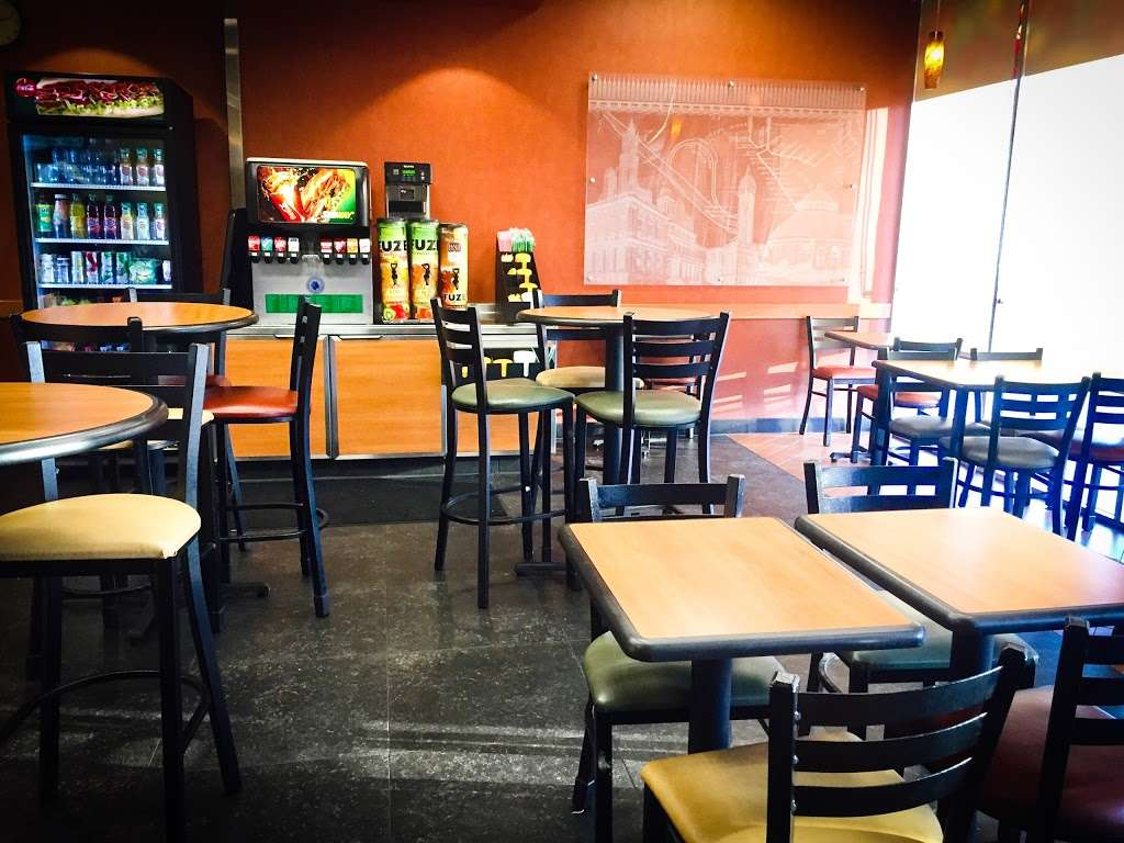 Subway - restaurant  | Photo 7 of 10 | Address: 9842 National Blvd, Los Angeles, CA 90034, USA | Phone: (310) 287-0330