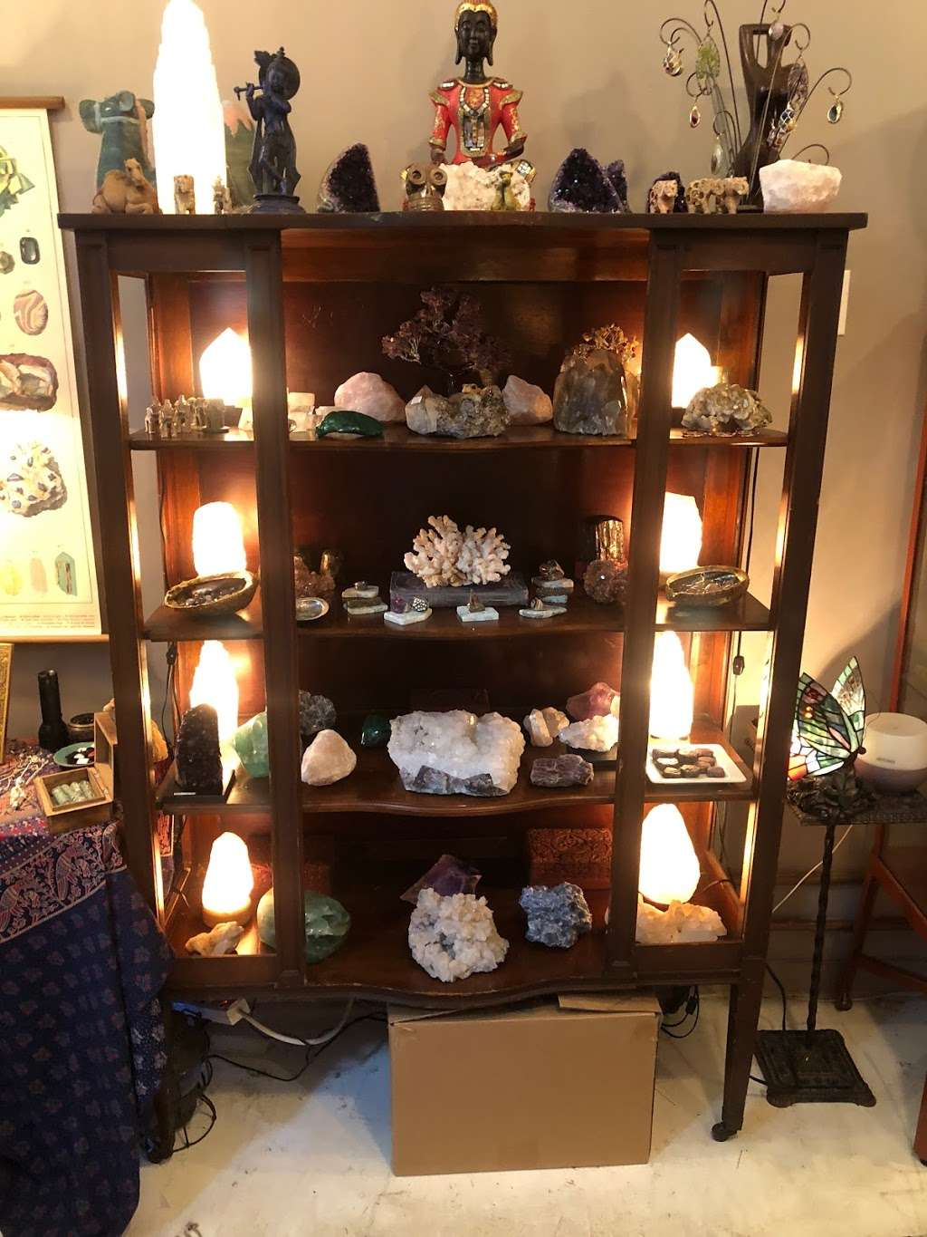 Rubys House of Crystals - store  | Photo 7 of 10 | Address: 119 Columbia St, Brooklyn, NY 11231, USA | Phone: (347) 350-0050