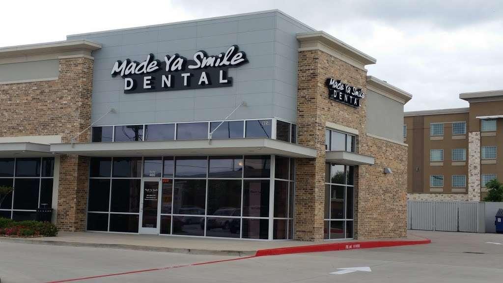 Made Ya Smile West 8 - dentist  | Photo 1 of 6 | Address: 9050 W Sam Houston Pkwy N, Suite 400, Houston, TX 77064, USA | Phone: (281) 566-2811