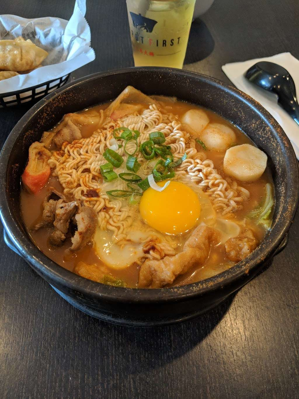 Hotpot First - restaurant  | Photo 8 of 10 | Address: 1149 Lawrence Expy, Sunnyvale, CA 94089, USA | Phone: (408) 734-8898