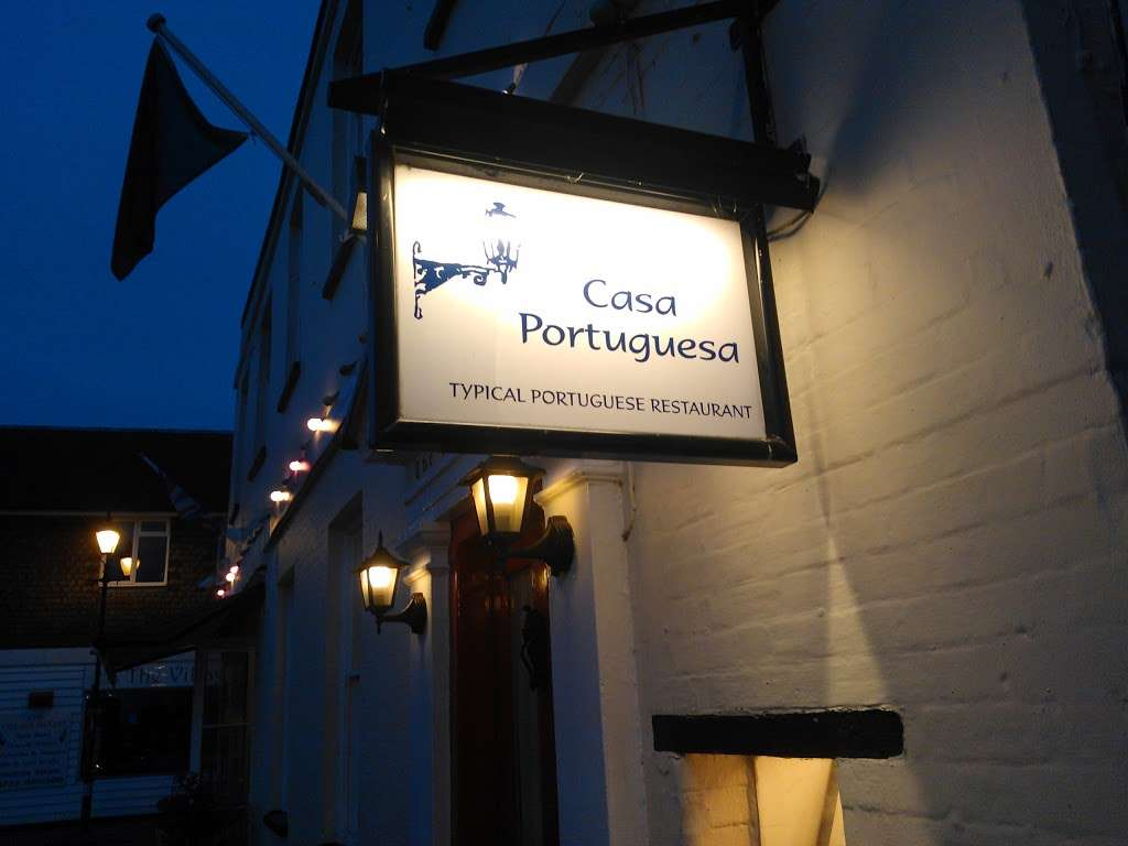 Cafe Estrela do Sul - restaurant  | Photo 8 of 10 | Address: The Square, High St, Hadlow, Tonbridge TN11 0DA, UK