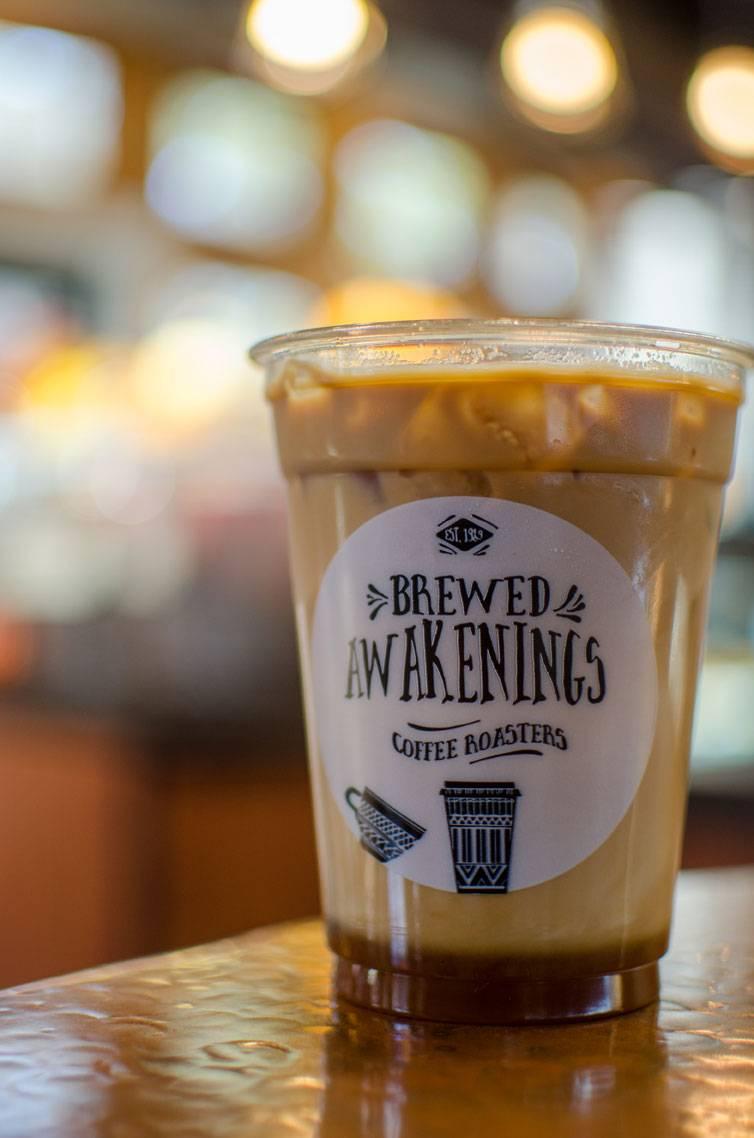 Brewed Awakenings Coffee Roasters - bakery    Photo 4 of 9   Address: 6709 NE 63rd St #101, Vancouver, WA 98661, USA   Phone: (360) 718-7098