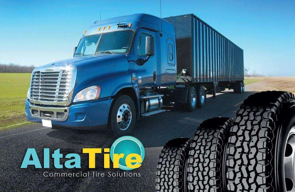 AltaTire, YOKOHAMA Commercial Tire Dealer - Roadside Semi Truck  - car repair  | Photo 5 of 10 | Address: 3123 US-175 Frontage Rd, Seagoville, TX 75159, USA | Phone: (888) 788-9643