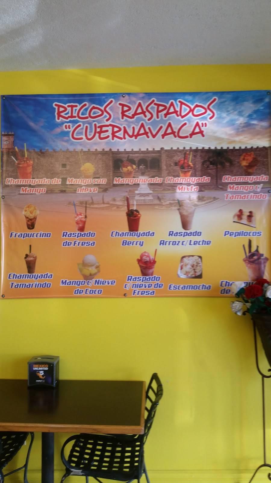 Ricos Raspados Cuernavaca - restaurant  | Photo 4 of 10 | Address: 2929 E McDowell Rd, Phoenix, AZ 85008, USA | Phone: (602) 327-9649