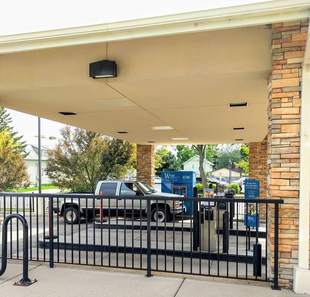 Wings Financial Credit Union - atm  | Photo 3 of 3 | Address: 1804 7th St W Suite 100, St Paul, MN 55116, USA | Phone: (952) 997-8000