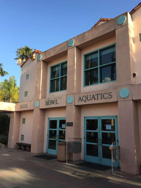 Rose Bowl Aquatics Center - health    Photo 5 of 10   Address: 360 N Arroyo Blvd, Pasadena, CA 91103, USA   Phone: (626) 564-0330