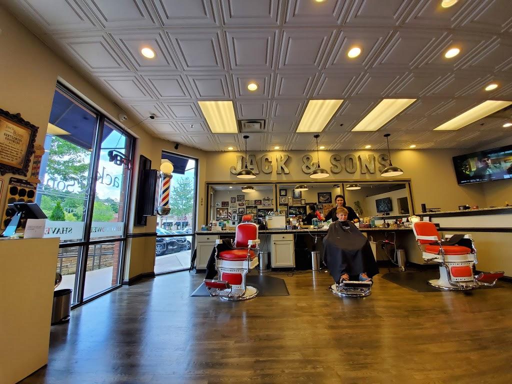 Jack and Sons Barber Shop Johns Creek - hair care  | Photo 2 of 8 | Address: 3719 Old Alabama Rd, Alpharetta, GA 30022, USA | Phone: (470) 294-3777
