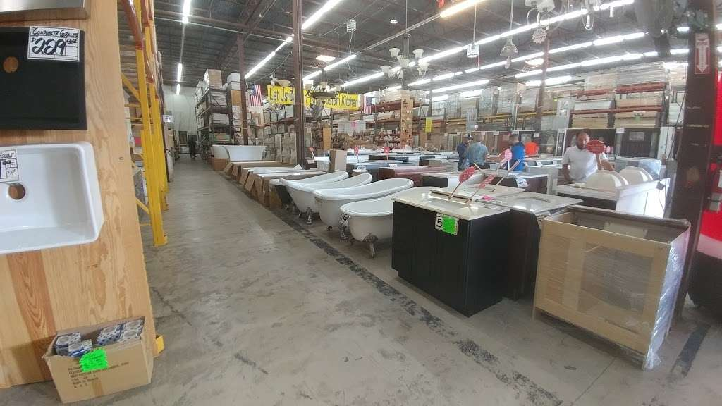 Builders Surplus-Houston, Texas - store  | Photo 8 of 10 | Address: 4660 Pine Timbers St #100, Houston, TX 77041, USA | Phone: (713) 462-3700