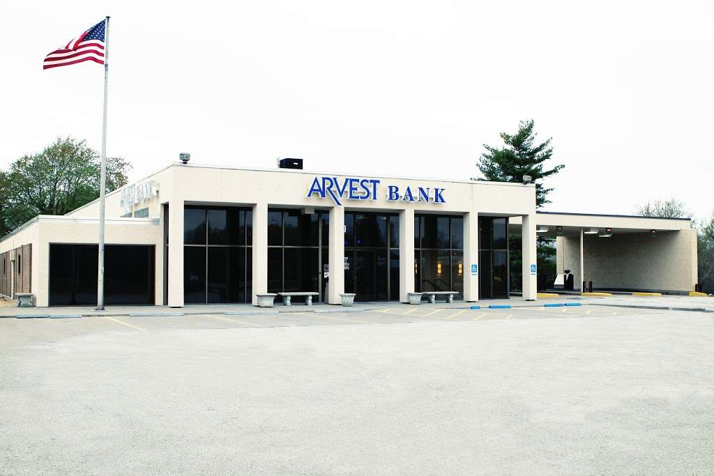 Arvest Bank | 9300 Blue Ridge Blvd, Kansas City, MO 64138, USA
