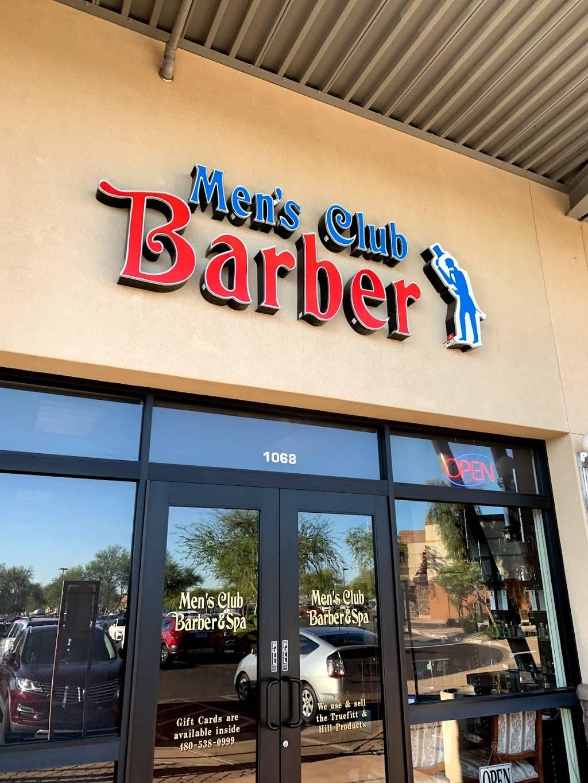 Mens Club Barbershop - hair care  | Photo 2 of 8 | Address: 7000 E Mayo Blvd, Phoenix, AZ 85054, USA | Phone: (480) 538-0999
