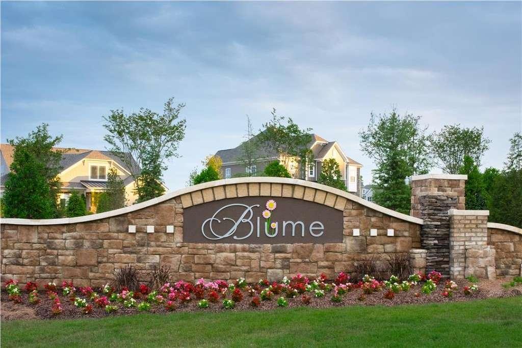 M/I Homes Blume - real estate agency  | Photo 3 of 10 | Address: 2045 Sweet William Drive, Harrisburg, NC 28075, USA | Phone: (704) 228-3892