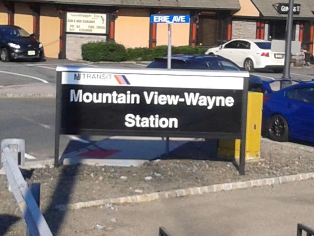 Mountain View-Wayne Station - train station    Photo 7 of 10   Address: 11 Erie Ave, Wayne, NJ 07470, USA