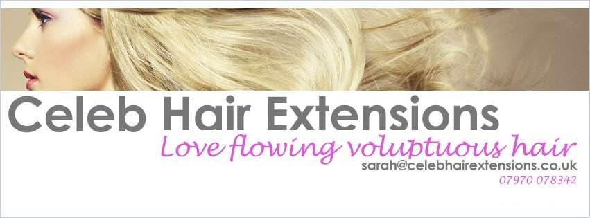 Celeb Hair Extensions - Surrey and Guildford - hair care  | Photo 6 of 8 | Address: Poplar Rd, Esher KT10 0DD, UK | Phone: 07970 078342
