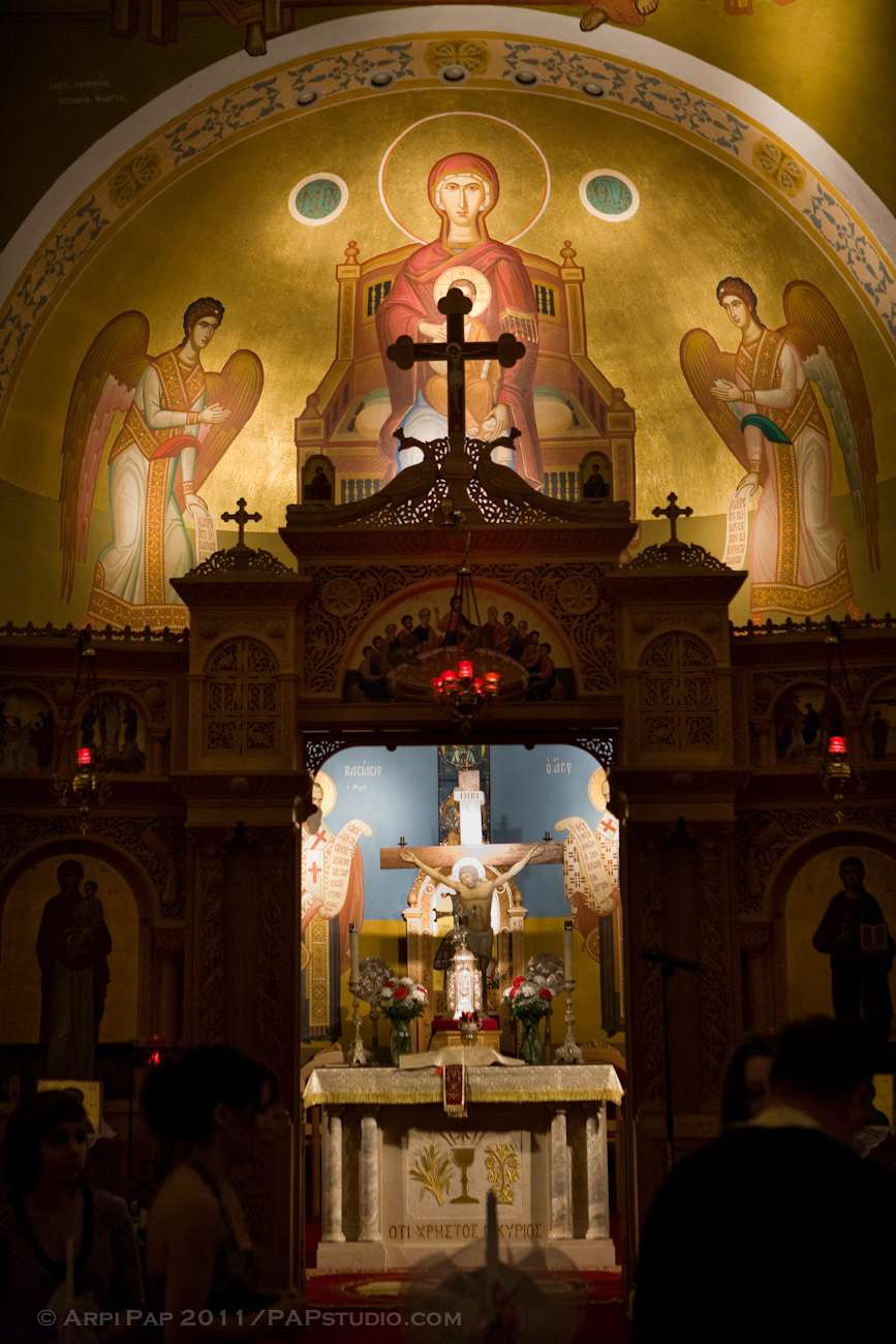 St Georges Greek Orthodox Church - church  | Photo 8 of 10 | Address: 818 Valley Rd, Clifton, NJ 07013, USA | Phone: (973) 779-2626