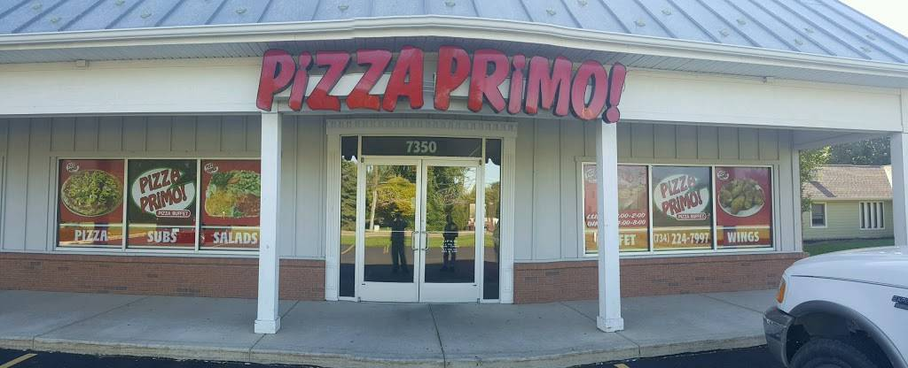 Pizza Primo - meal delivery    Photo 1 of 10   Address: 7350 Jackman Rd, Temperance, MI 48182, USA   Phone: (734) 224-7997