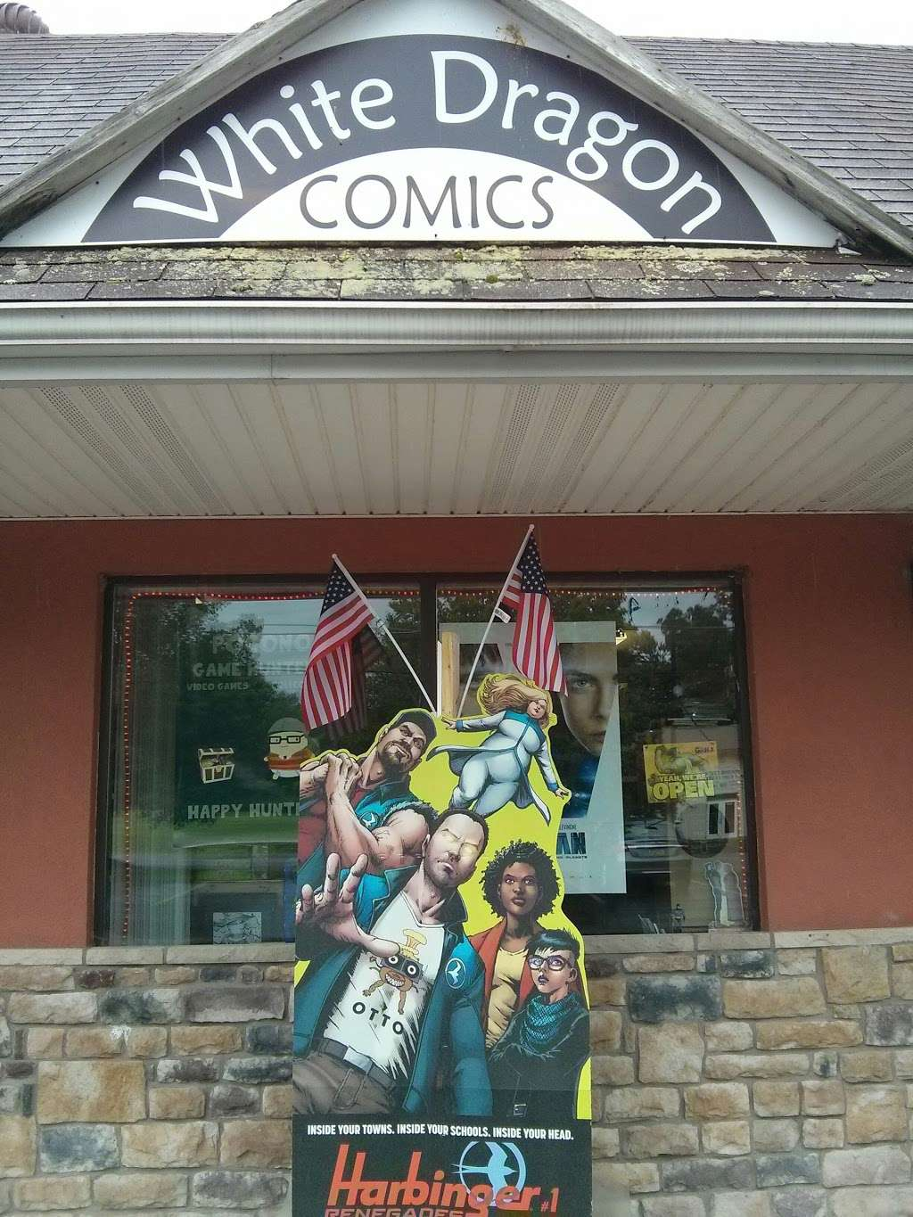 White Dragon Comics - book store  | Photo 2 of 6 | Address: 246 Stadden Road, Peddlers Village, Suite 202, Tannersville, PA 18372, USA | Phone: (570) 242-6255