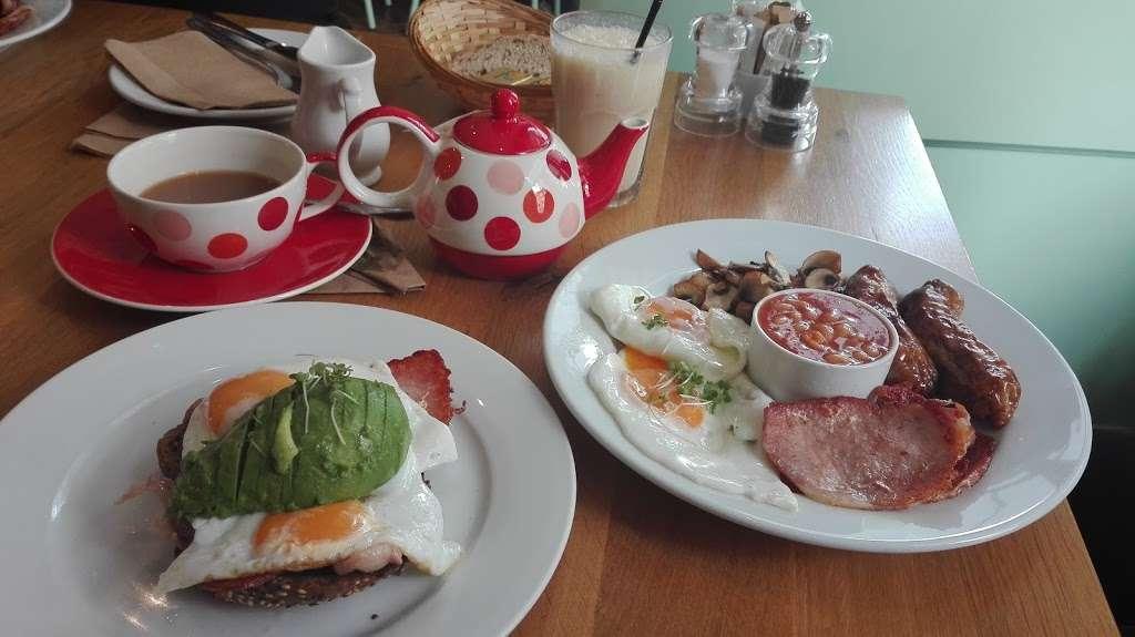 The Peppermint - cafe  | Photo 10 of 10 | Address: 294 Elgin Ave, Maida Vale, London W9 1JS, UK | Phone: 020 7289 0089
