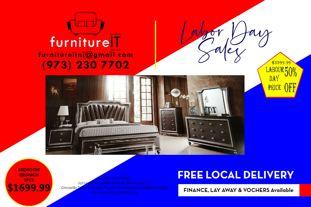 Furniture IT - furniture store  | Photo 6 of 10 | Address: 548 Springfield Ave, Newark, NJ 07103, USA | Phone: (973) 230-7702