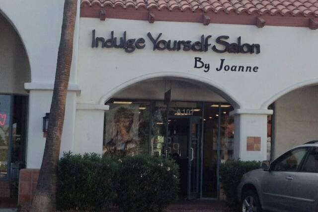 Indulge Yourself Salon - hair care  | Photo 4 of 7 | Address: 10105 E Vía Linda #107, Scottsdale, AZ 85258, USA | Phone: (480) 614-1717