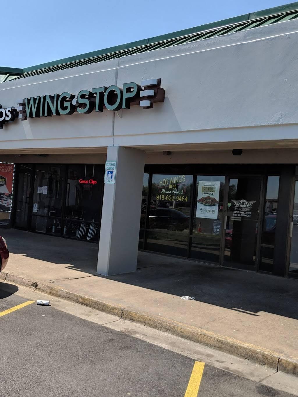 Wingstop - restaurant  | Photo 3 of 8 | Address: 3132 S Garnett Rd b, Tulsa, OK 74146, USA | Phone: (918) 622-9464