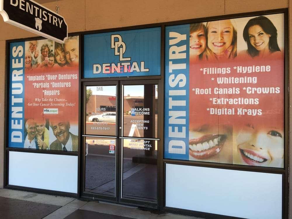 DDL Dental - dentist  | Photo 3 of 3 | Address: 15416 N 99th Dr, Sun City, AZ 85351, USA | Phone: (623) 875-7917