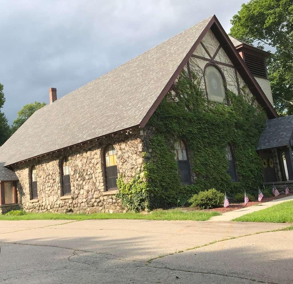 Meeting House Church - church  | Photo 1 of 1 | Address: 11 Otis St, Mansfield, MA 02048, USA