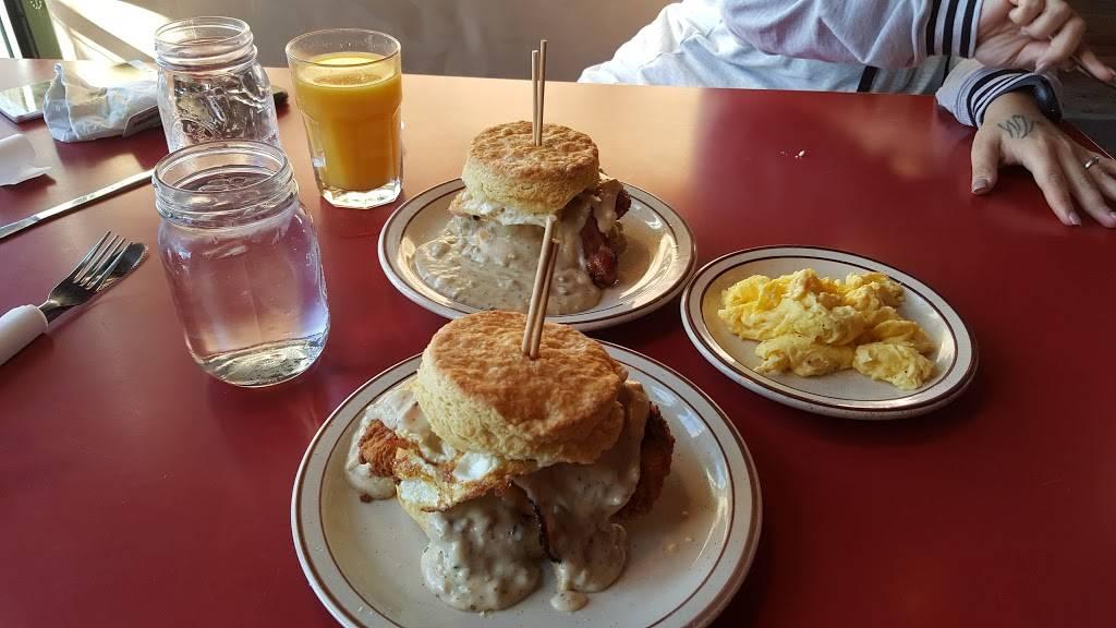 Denver Biscuit Company - restaurant  | Photo 4 of 9 | Address: 3237 E Colfax Ave, Denver, CO 80206, USA | Phone: (303) 377-7900