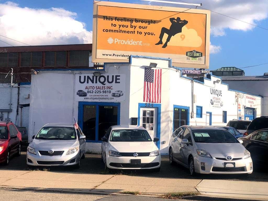 Unique Auto Sales Inc - car dealer  | Photo 3 of 10 | Address: 524 Lexington Ave, Clifton, NJ 07011, USA | Phone: (862) 225-9810