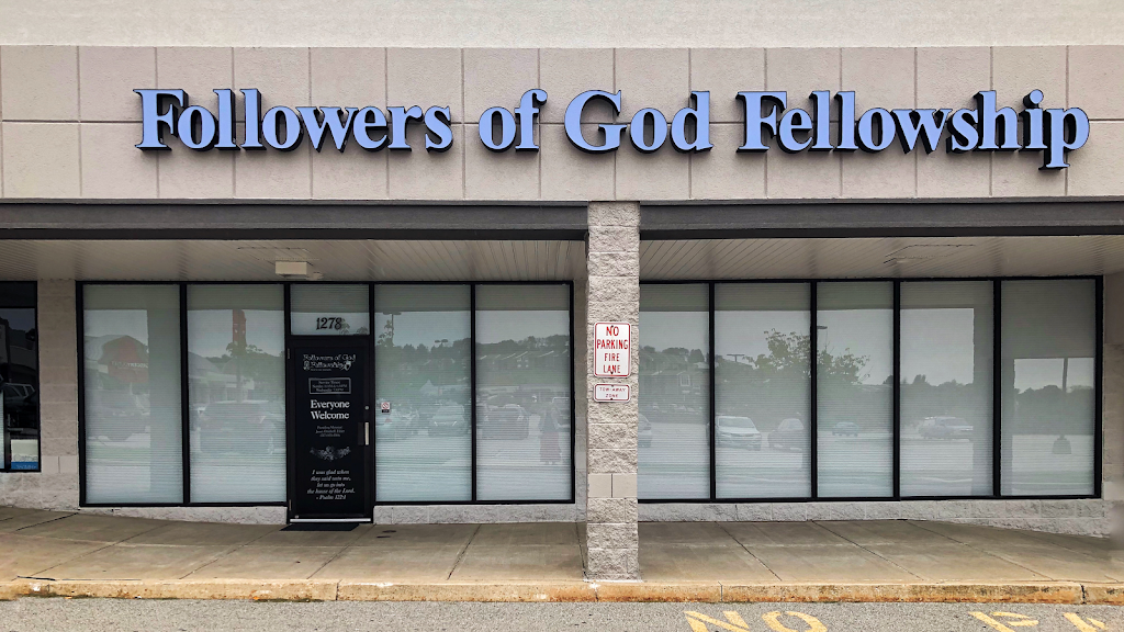 Followers of God Fellowship - church  | Photo 2 of 5 | Address: 1278 Greensprings Dr, York, PA 17402, USA | Phone: (717) 855-0566