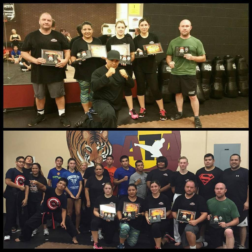 Lees ATA Martial Arts - gym  | Photo 9 of 10 | Address: 9550 W Van Buren St Suite 6, Tolleson, AZ 85353, USA | Phone: (623) 936-9636