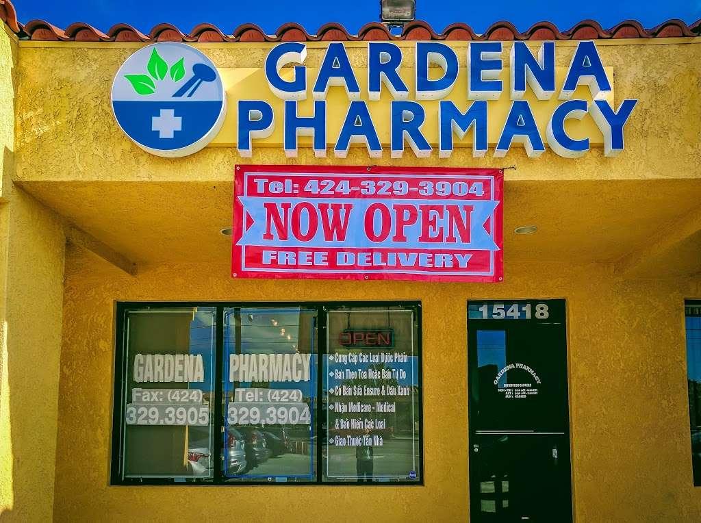 Gardena Pharmacy - pharmacy  | Photo 3 of 6 | Address: 15418 Crenshaw Blvd, Gardena, CA 90249, USA | Phone: (424) 329-3904