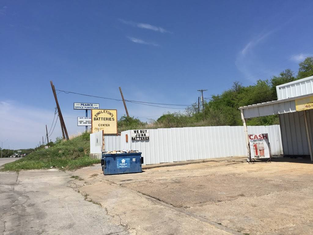 Singletons Battery Co - car repair  | Photo 10 of 10 | Address: 2804 Jacksboro Hwy, Fort Worth, TX 76114, USA | Phone: (817) 626-3326