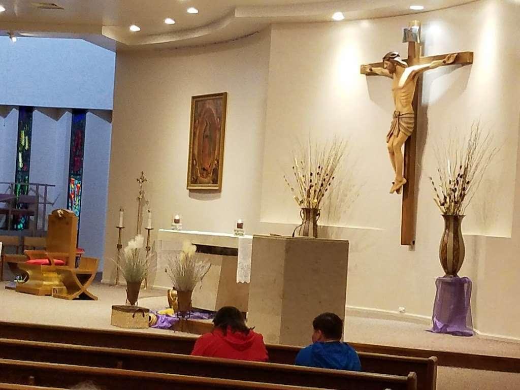 Holy Spirit Catholic Church - church  | Photo 5 of 10 | Address: 8134 Blanco Rd, San Antonio, TX 78216, USA | Phone: (210) 341-1395