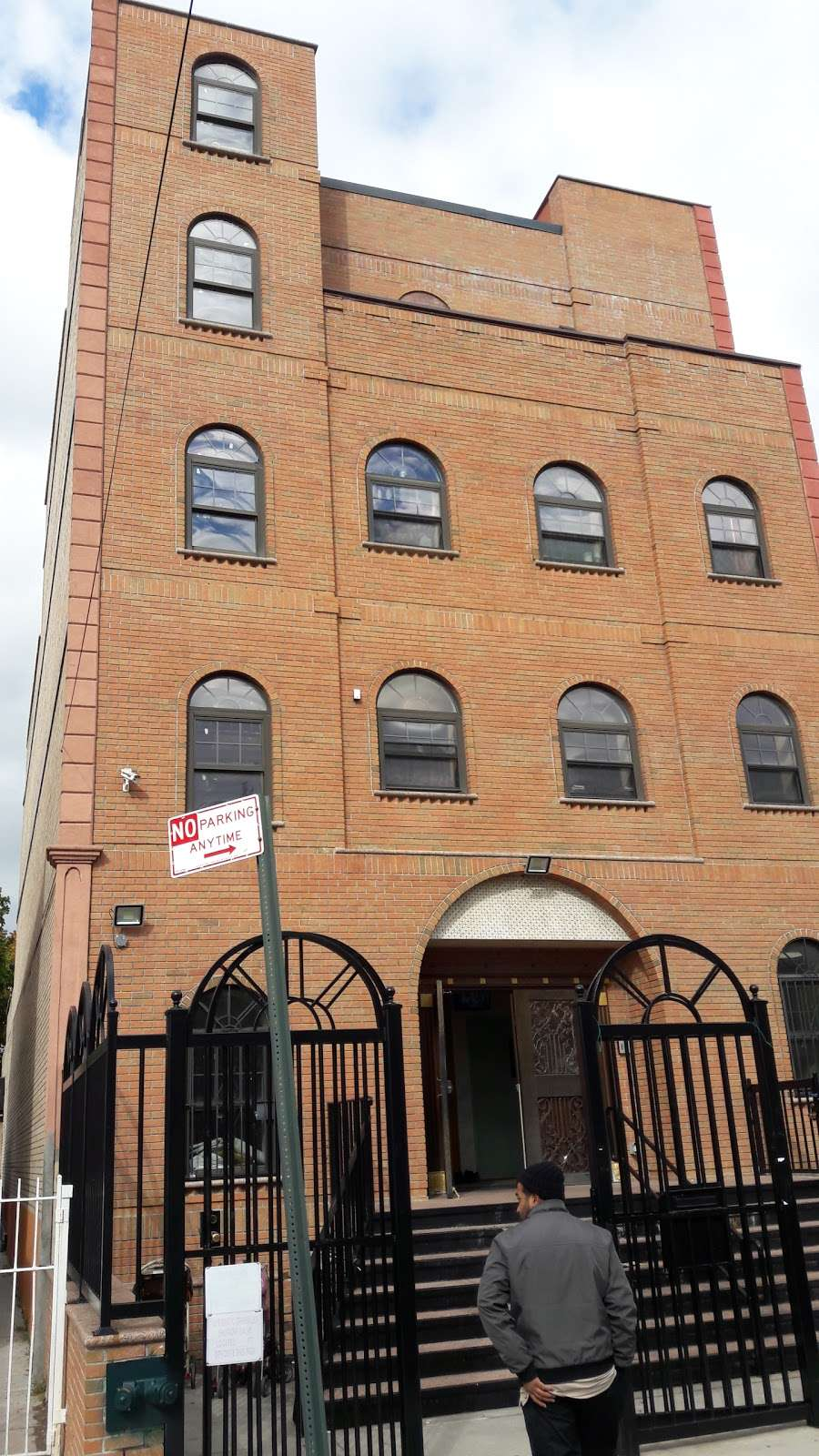 Baitul Mamur Masjid & Community Center - mosque  | Photo 3 of 10 | Address: 1033 Glenmore Ave, Brooklyn, NY 11208, USA | Phone: (718) 437-5702