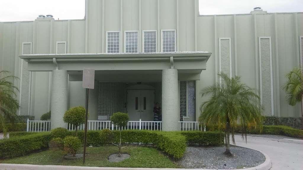 Kingdom Hall of Jehovah's Witnesses - church  | Photo 1 of 7 | Address: 5811 N Pine Island Rd, Tamarac, FL 33321, USA | Phone: (954) 726-2229