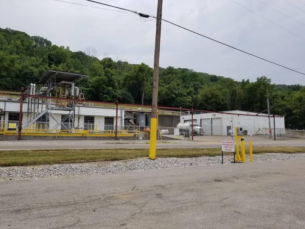 Trans Montaigne Terminal Inc - gas station  | Photo 1 of 9 | Address: 700 River Rd, Villa Hills, KY 41017, USA | Phone: (859) 331-0900