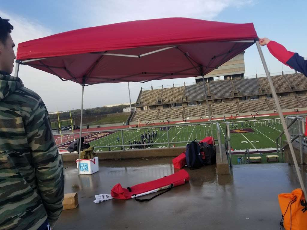 John Kincaide Stadium - stadium  | Photo 10 of 10 | Address: 9100 S Polk St, Dallas, TX 75232, USA | Phone: (855) 452-2828