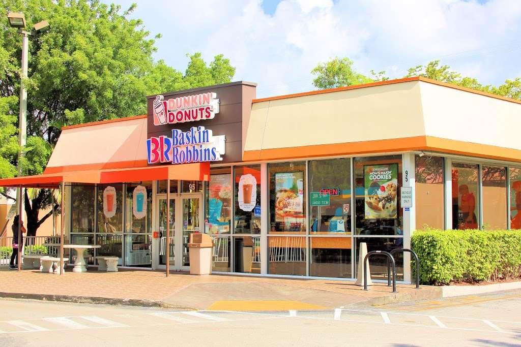 Dunkin - bakery  | Photo 3 of 10 | Address: 95 NW 167th St, North Miami Beach, FL 33169, USA | Phone: (305) 655-0101