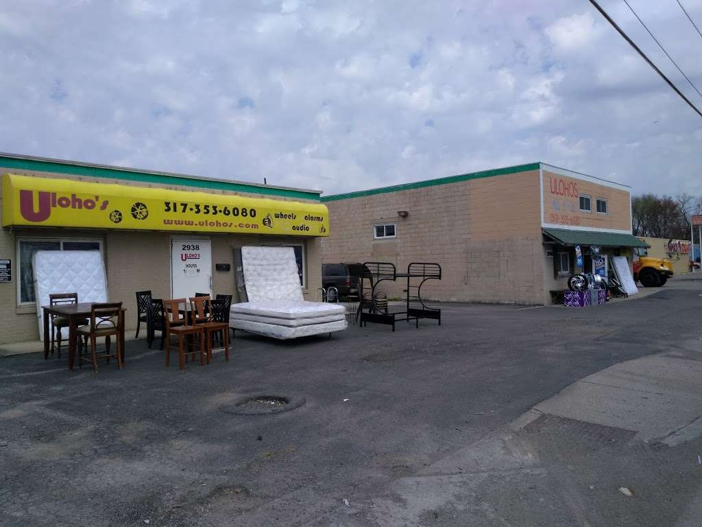 Ulohos ALL4-U - furniture store  | Photo 9 of 10 | Address: 2722, 2940 N Keystone Ave, Indianapolis, IN 46218, USA | Phone: (317) 353-6080