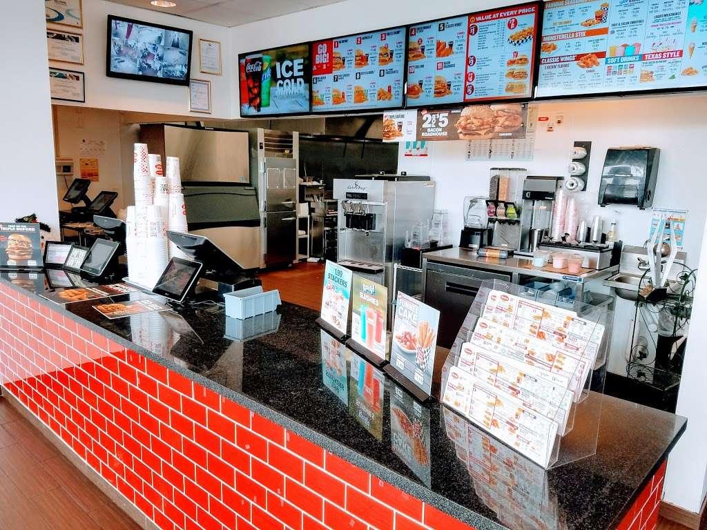 Checkers - restaurant    Photo 5 of 10   Address: 2925 Barker Cypress Rd, Houston, TX 77084, USA   Phone: (281) 676-8881