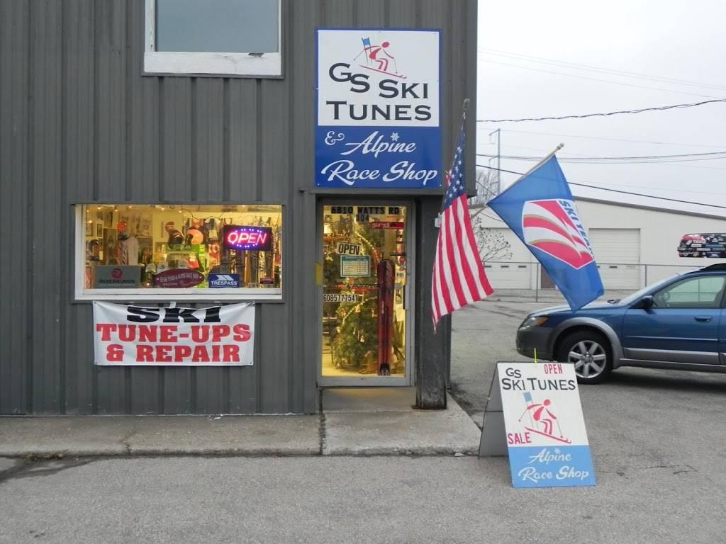 GS Ski Tunes & Alpine Race Shop LLC - store  | Photo 1 of 3 | Address: 6810 Watts Rd #104, Madison, WI 53719, USA | Phone: (608) 577-5593