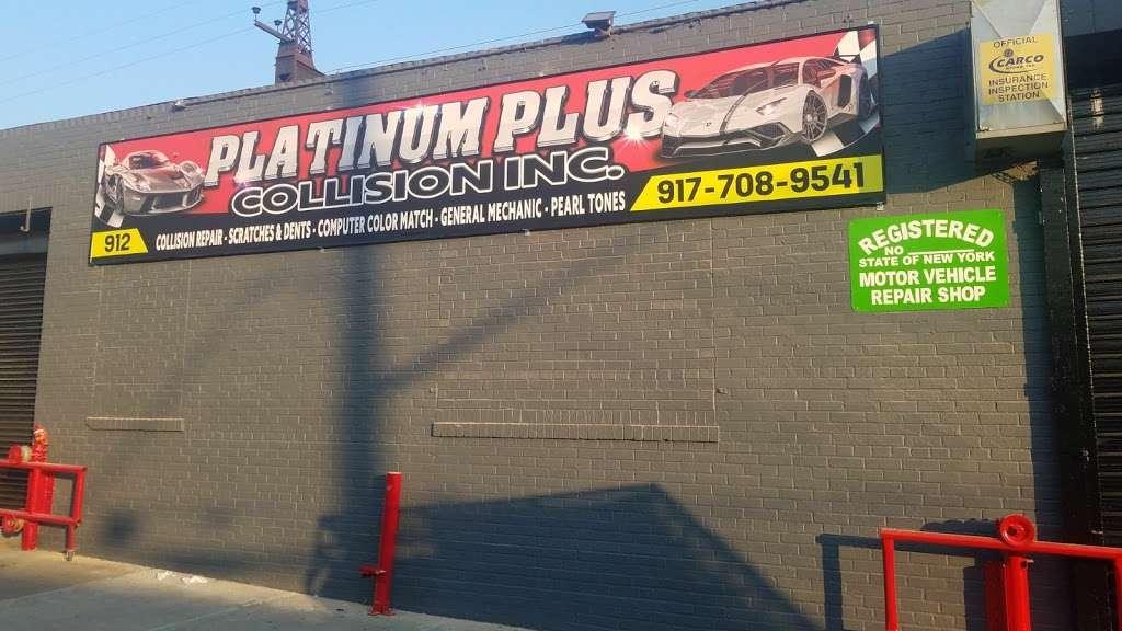 Platinum Plus Collision Inc - car repair  | Photo 5 of 7 | Address: 912 Sacket Ave, The Bronx, NY 10462, USA | Phone: (917) 708-9541